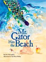 """Mr. Gator"" Author in Beaufort"