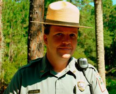 Park Manager Jeff Atkins