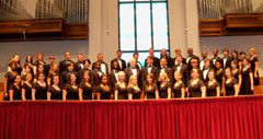 Winthrop University Choirs Join BHS Voices