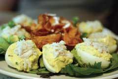 sweetgrass-deviled-eggs