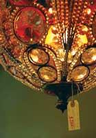chandelier-green-lady