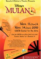 """Mulan, Jr."" at USCB"