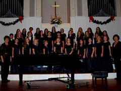 Angelic Voices Sing Holiday Concert