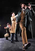 '39 Steps' and 3,000 Laughs