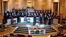 Concert Choir to Perform in Beaufort