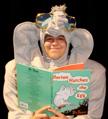 Dr. Seuss Takes Center Stage at USCB