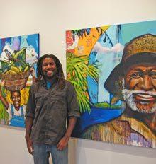 Beaufort Art Professor Receives Award