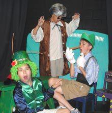 LIES presents 'Pinocchio!