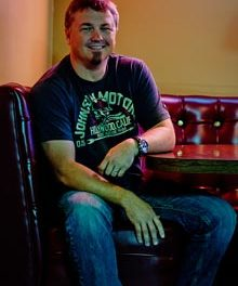 Edwin McCain at Jasper County Farmers Market