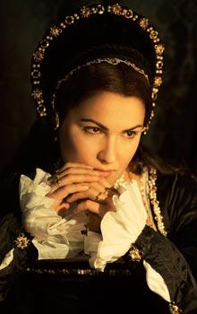 "Met Opera: Live in HD opens with ""Anna Bolena"""