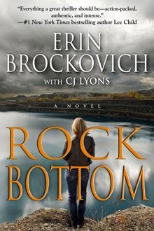 CJ LyonsTeams Up with Erin Brockovich