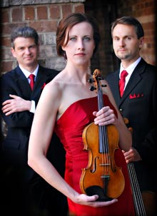 Poinsett Trio to Perform at Fripp