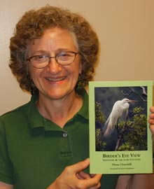 Birder and Author to speak at Honey Horn