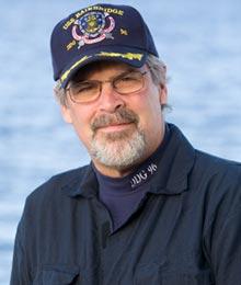 Heroic Sea Captain to Speak at OLLI