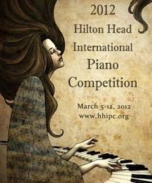 Piano Competition Announces 2012 Winners