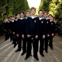 Iconic Vienna Boys' Choir to Sing on Hilton Head
