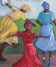 "On Our Cover: ""Gullah Strut"""
