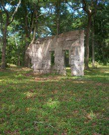 woodland-ruins