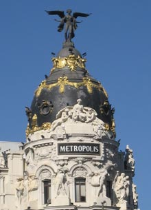 Outsider-Metropolis-Madrid