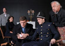 Season Opens with Queen of Whodunits