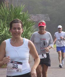 5K Run/Walk at Hunting Island