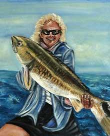 Reel Women Go Fish