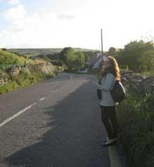 Ireland-hitchhiking
