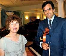 Tango Meets Classical on Fripp