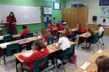 Holy-classroom