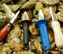 oyster-knives