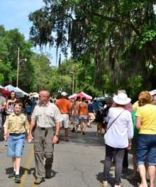 Bluffton Village Festival Celebrates 35 Years