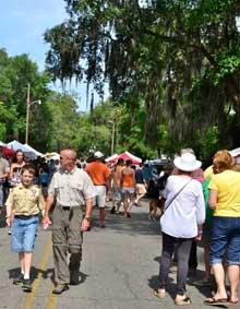 Bluffton Village Festival Celebrates 35 Years