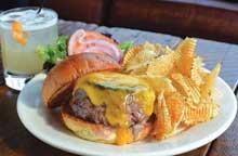 OldBull-burger-chips