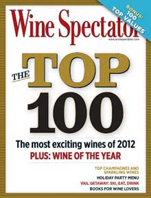 Award Winning Wine Lists in the Lowcountry