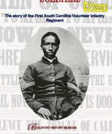 1st SC Volunteers at Bft History Museum