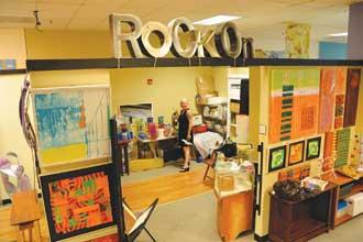 Rock On, Ms. Bowdish