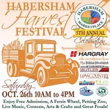 Harvest Festival is Back!
