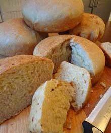 Mama's Sourdough Bread