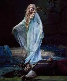 Renee Fleming in 'Rusalka'