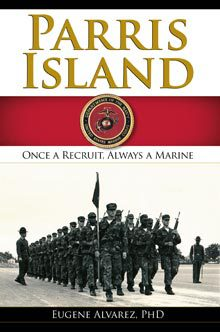Book Signing on Parris Island