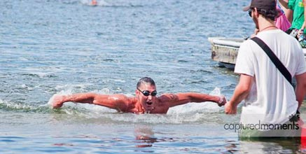 Beaufort River Swim Returns