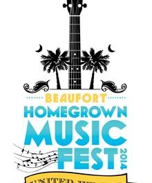 'Homegrown Music Fest' at USCB