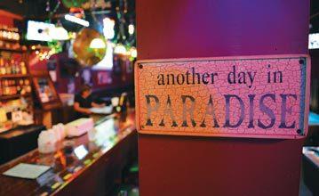 Rosie-Paradise-Sign