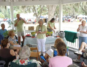 Lunch & Learn . . . About Gardening