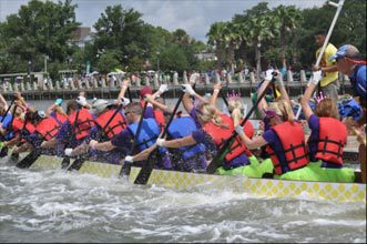 Dragonboat Race Day Returns