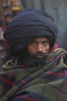 excellence-RandyThompson Man-Blue-Turban