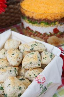 Herbed-Parmesan-Biscuits