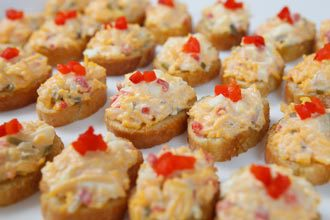 Pickled-Pimento-Cheese-Canapes
