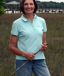 Beaufort Novelist Writes What She Knows