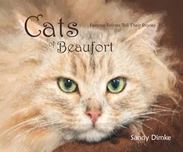 'Cats of Beaufort' Benefits Tabby House